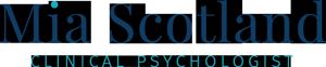 Mia Scotland Clinical Psychologist